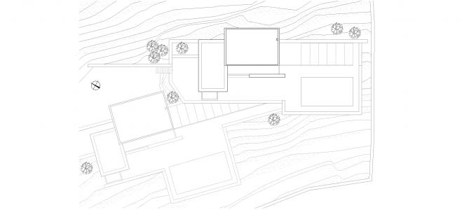 Δύο κατοικίες στην Άνδρο
