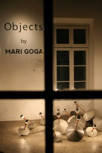"""Personal show 'Objects"""" in ΦΟΥΑΡ gallery"""