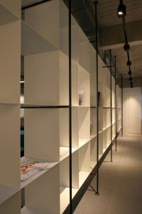 Interior design for the offices of organization iMEdD