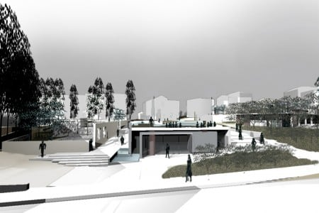 Architectural competition for Kilkis